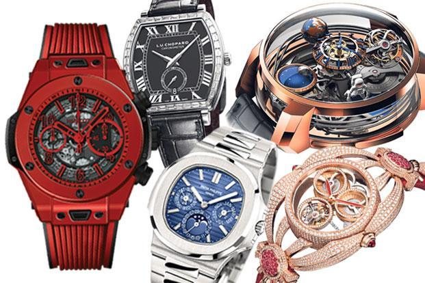 Swiss watch industry has also experienced a prolonged slowdown, aggravated by the sluggish global economy, rise of wearables and the stagnation in China.
