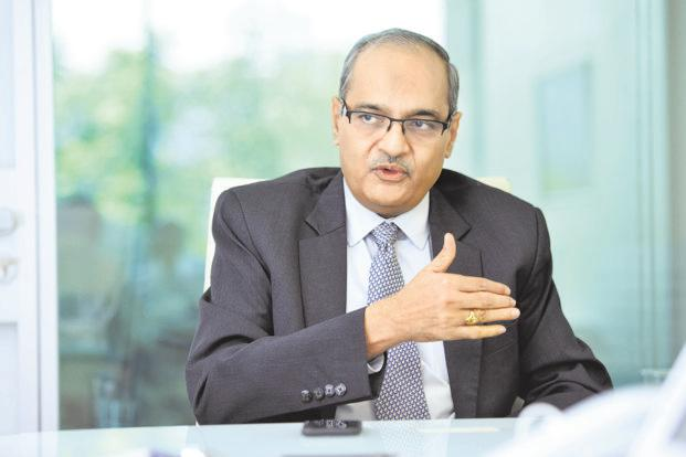 Seshagiri Rao, joint MD and group CFO of JSW Steel. If its resolution plan for Essar Steel is approved by the committee of creditors, JSW Steel will invest in the step down subsidiary of Numetal Mauritius. Photo: S. Kumar/Mint