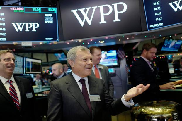 WPP CEO Martin Sorrell's resignation pre-empts what could have been an inglorious departure for someone who was the public face of the advertising industry writ large. Photo: AP
