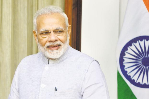 Prime Minister Narendra Modi said he was looking forward to deepening bilateral engagement with both Sweden and the UK in a number of areas including trade, investment and clean energy. Photo: Ramesh Pathania/Mint