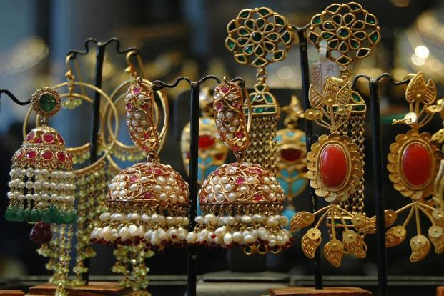 The decline in gems and jewellery exports is seen as a fallout of a $2 billion bank fraud uncovered in February at India's state-owned Punjab National Bank. Photo: Bloomberg