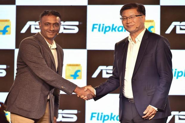 Flipkart, ASUS to partner for Indian smartphone market