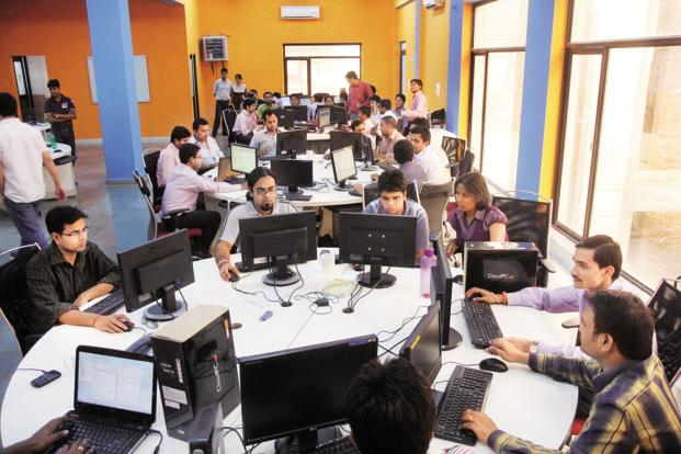 Between now and 2025, the working-age population is expected to increase by 250,000 per month in the country. Photo: HT