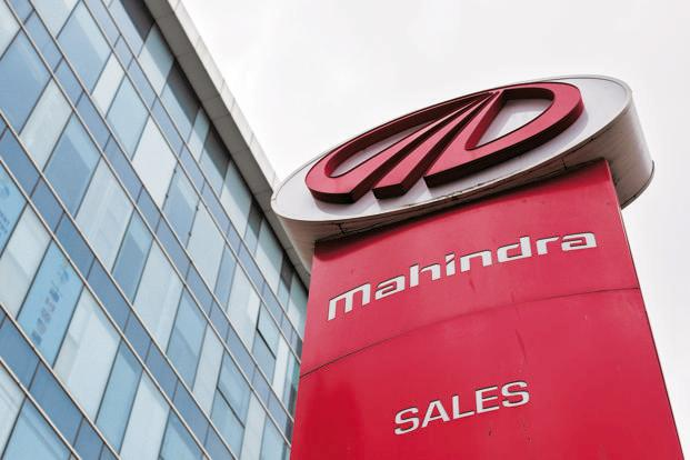 Mahindra shares gained as much as 2.23% to hit an intraday high of Rs819.10 a share on BSE. Photo: Reuters