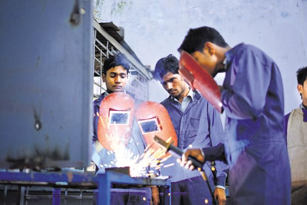 The skill development indicators can be classified under broad parameters of access, equity, quality, relevance and finance. Photo: Pradeep Gaur/Mint