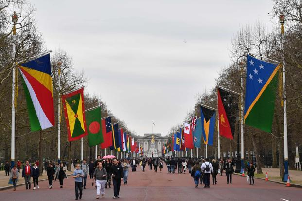 The Commonwealth countries are gathering for their biennial Commonwealth Heads of Government Meeting (CHOGM), in London. Photo: AFP