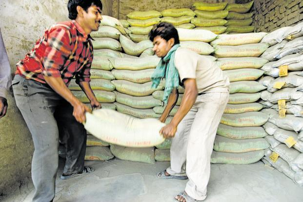 Dalmia Bharat has submitted with NCLT a Rs6,932.46 crore debt resolution plan for Binani Cement. Photo: HT
