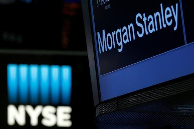 Morgan Stanley beats, posts record quarter