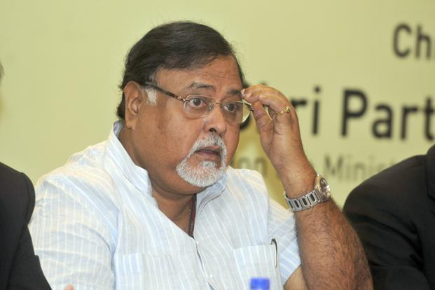 West Bengal education minister Partha Chatterjee. Several organizations of university teachers had said they would take legal action if the state government implemented the new terms and conditions. Photo: Indranil Bhoumik/Mint