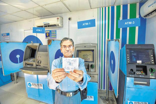 Cash crunch at ATMs in some states has the Reserve Bank of India and policymakers scrambling to assuage apprehensions. Photo: PTI