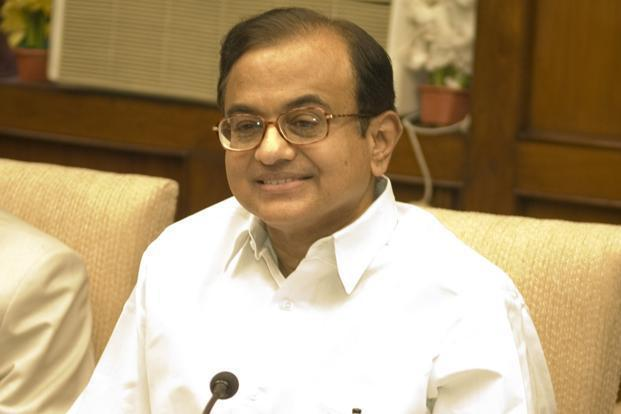 P. Chidambaram said crude oil price at $74 per barrel are still lower than $105 four years ago, when the Congress was in power. Photo: Mint