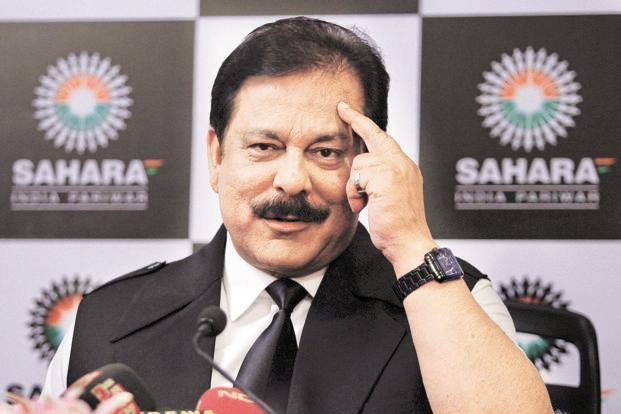 Sahara Group chairman Subrata Roy. His group has been engaged in a long-running regulatory and legal battle with Sebi. Photo: Reuters