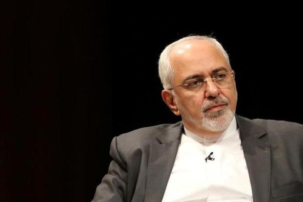Iranian foreign minister Mohammad Javad Zarif. Photo: Reuters