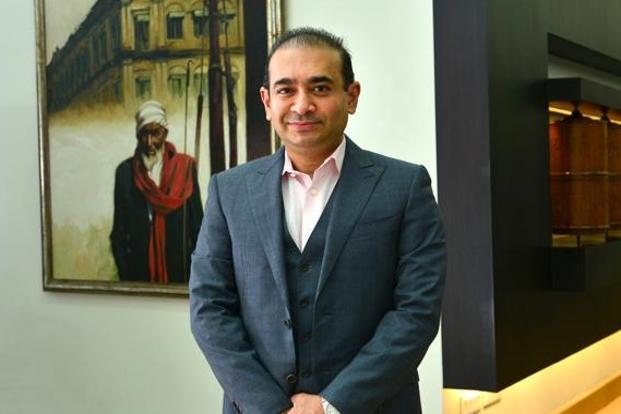 Diamond merchant Nirav Modi. He and his uncle Mehul Choksi are alleged to have perpetrated India's biggest banking sector scam at Punjab National Bank, mainly by way of issuance of fraudulent Letters of Undertaking (LoUs). Photo: Mint