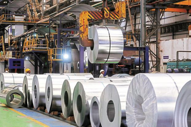 While global steel demand forecasts have been scaled down, India's growth is expected to increase. Photo: Bloomberg