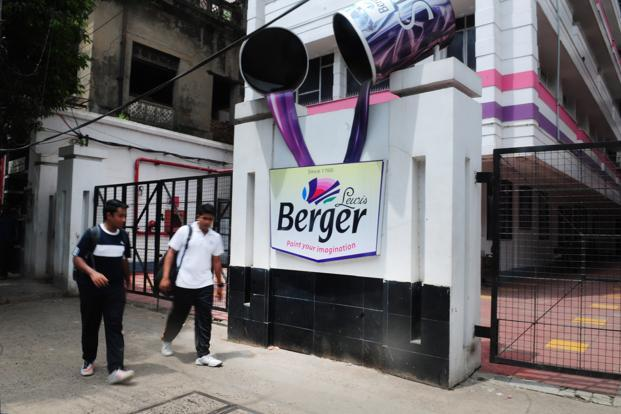 Berger currently produces around 60,000 tonnes per month. Photo: Mint
