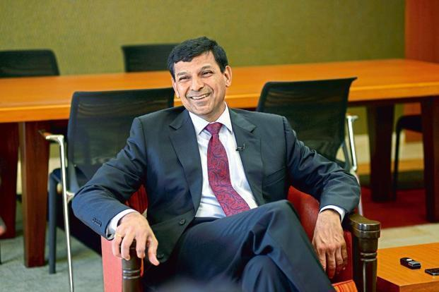 Raghuram Rajan May Head Bank of England