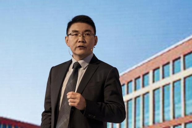Peter Zhai, president of Huawei India, which runs two mobile phone brands in India—Huawei and Honor—with the former focussing on the high-end segment. Photo: Bloomberg