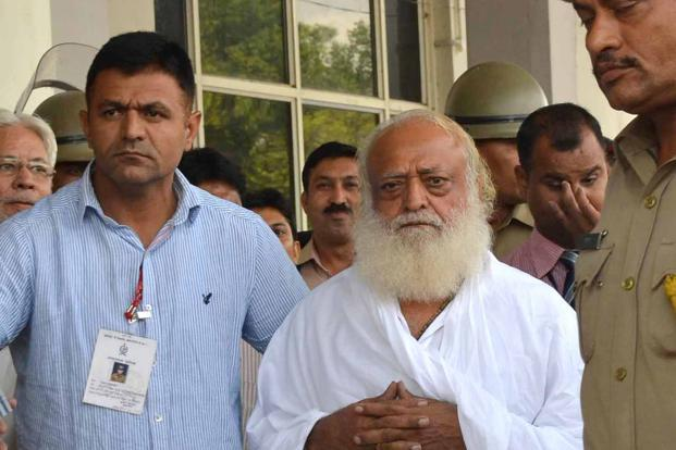 'Godman' Asaram sentenced to life for raping minor