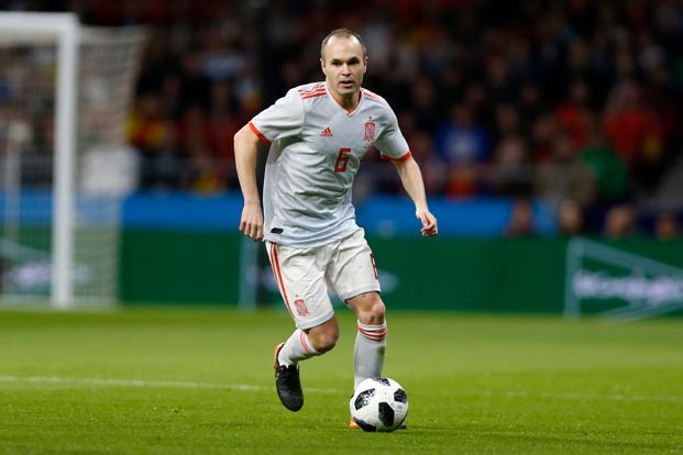 Andres Iniesta will be hoping for a successful campaign in his last FIFA World Cup. Photo: AP