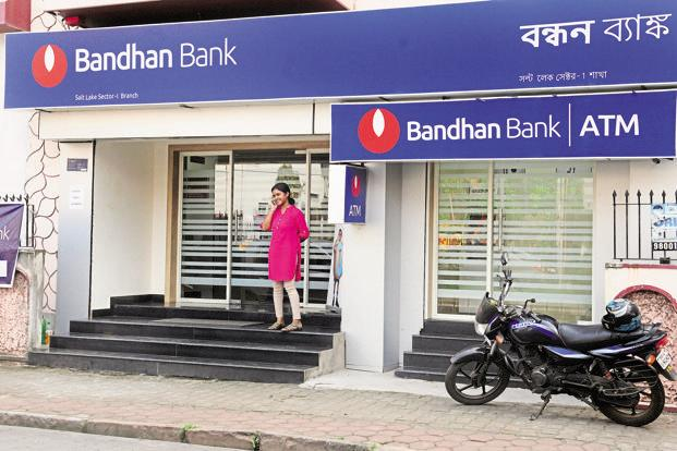 Bandhan Bank's net profit for the quarter stood at Rs387.86 crore against Rs322.41 crore a year ago. Photo: Mint