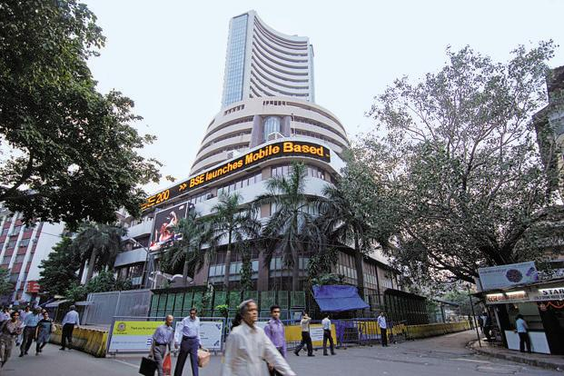 Seventeen of the 19 sector gauges compiled by BSE Ltd gained, paced by the S&P BSE Realty and BSE Energy indices which rose 1.8% each. Photo: Mint
