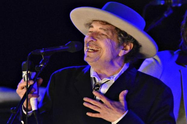 File photo of legendary musician Bob Dylan. Photo: Reuters