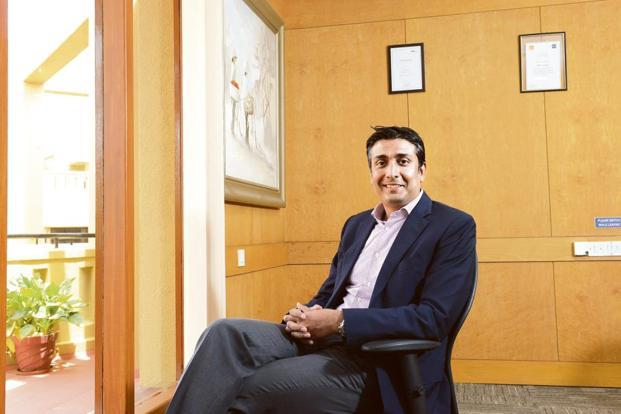 Rishad Premji, chairman of Nasscom. Photo: Hemant Mishra/Mint