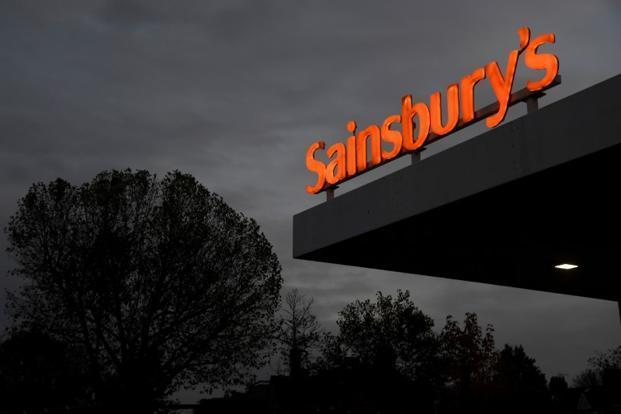 sainsbury s walmart s asda to create uk supermarket. Black Bedroom Furniture Sets. Home Design Ideas