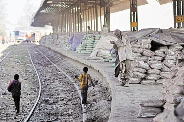According to analysts, the Indian cement sector is expected to grow at 5-6% during the current fiscal. Photo: Mint