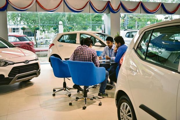 Auto firms begin FY18 with robust domestic sales