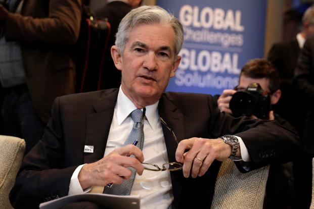 The central bank is due to announce its decision at 11.30pm on Wednesday. Fed Chairman Jerome Powell is not scheduled to hold a press conference. Photo: Reuters