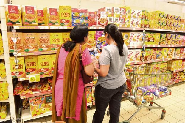 There is an opportunity for brands to enable healthy lives for consumers in a framework where products are purchased not only for taste but also for the nutritional value. Photo: Mint