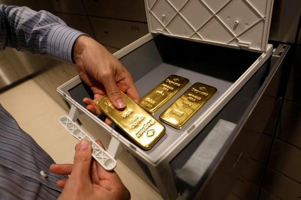 Indian buyers were discouraged by rising gold prices, worsened by a weakening rupee, as demand fell 12% from a year ago to 87.7 tonnes. Photo: Reuters