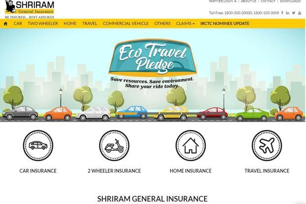 During the year, Shriram General Insurance's net earned premium grew by 10% from a year ago to Rs1,855 crore