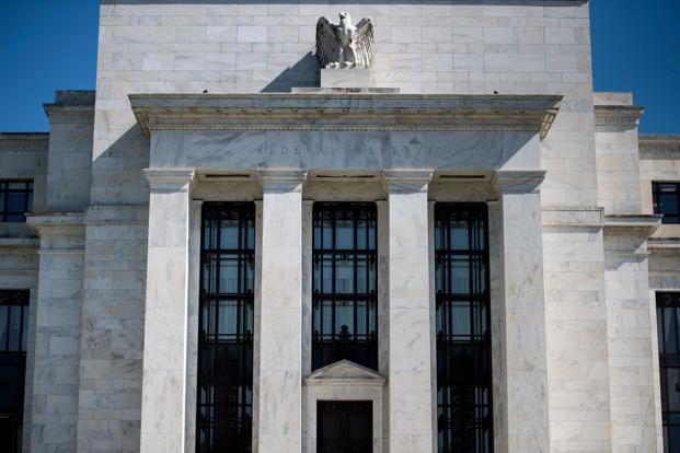 The US Fed kept its benchmark overnight lending rate in a target range of 1.50-1.75%. Photo: AFP