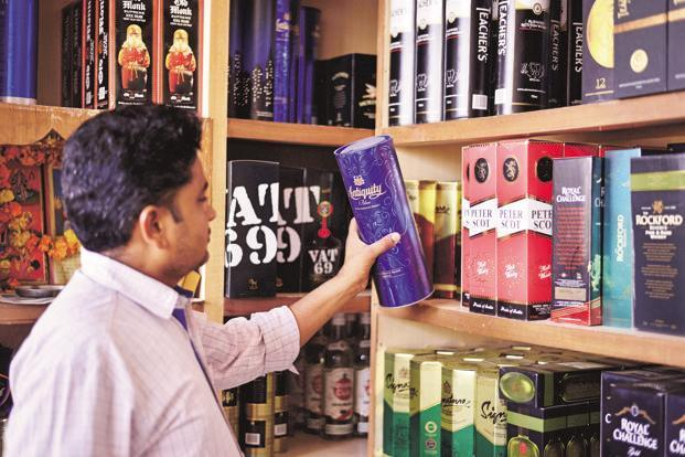 United Spirits said its board is scheduled to meet on 24 May 2018 to consider the financial results for the quarter and year ended 31 March 2018