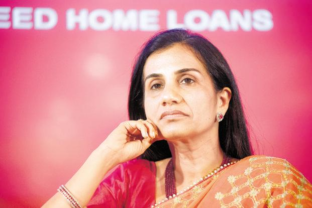 Chanda  Kochhar said that the government nominee Lok Ranjan, a joint secretary in the department of financial services, was not able to attend the board meeting today. Photo: Mint