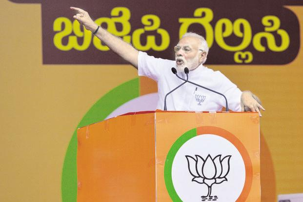 Hours ahead of Karnataka polls, Congress drops 'bribery' bomb on BJP