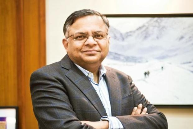 N. Chandrasekaran, chairman of Tata Sons. Aniruddha Chowdhury/Mint