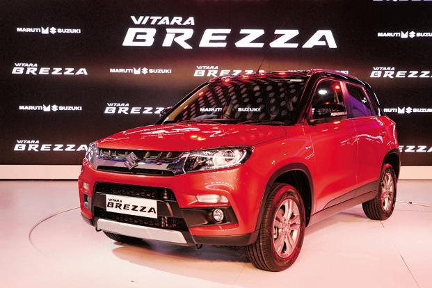 Maruti Suzuki Vitara Brezza refreshed; now available with AMT
