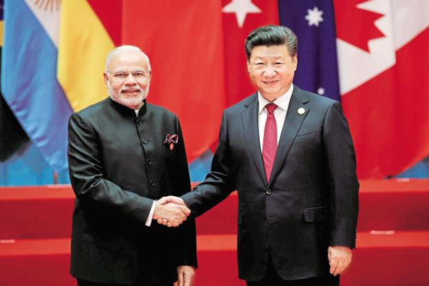 Forbes says Prime Minister Narendra Modi 'remains hugely popular' in the second most populous country on earth. Above, PM Modi with Chinese president Xi Jinping who has been ranked as the most influential person by Forbes. Photo: Reuters