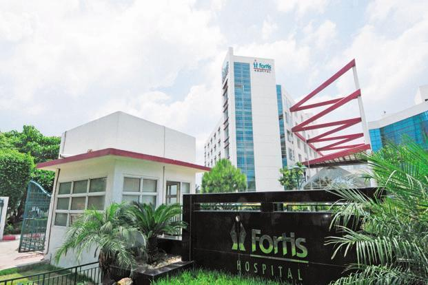 Fortis Healthcare posts biggest intraday fall in 4 weeks