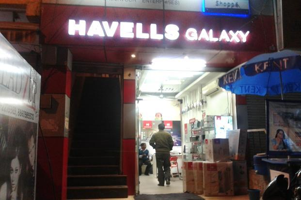 Havells India's shares closed 1.47% higher at Rs546.65 on BSE after the company reported its Q4 result on Friday. Photo: Mint