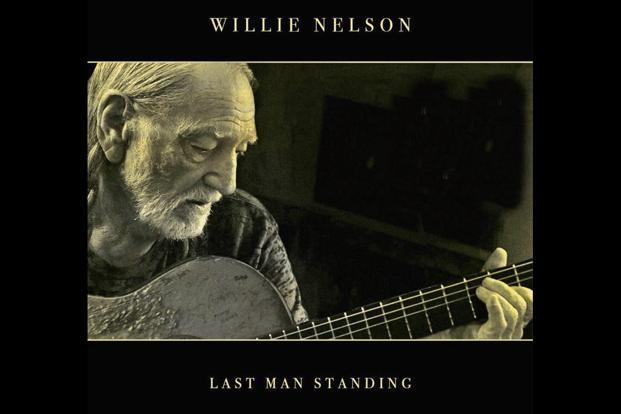The album cover of 'Last Man Standing'.