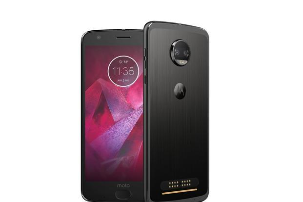 Moto Z2 Force is available at a discount of Rs5,000.