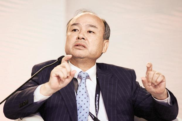 SoftBank's Masayoshi Son said institutional investors were showing interest in investing. Photo: Mint