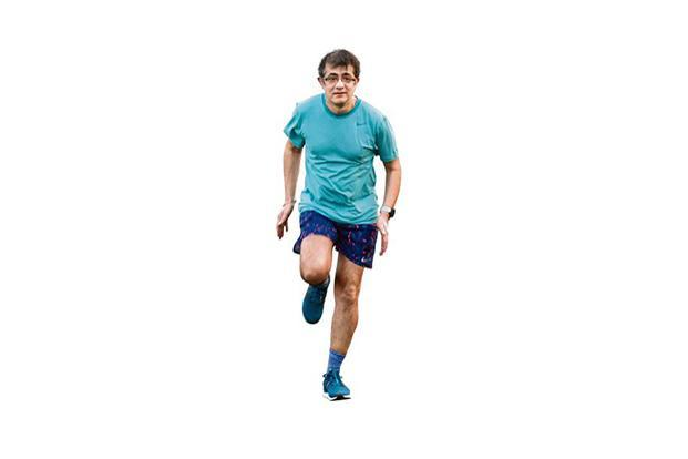Sunil Lulla explains how running has taught him patience, hope and determination, and given him the ability to accept both success and failure in life and work.