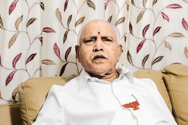 By bringing back B.S . Yeddyurappa and the Reddy brothers into the fold, the BJP has consolidated the vote share that had split in 2013. Photo: Mint