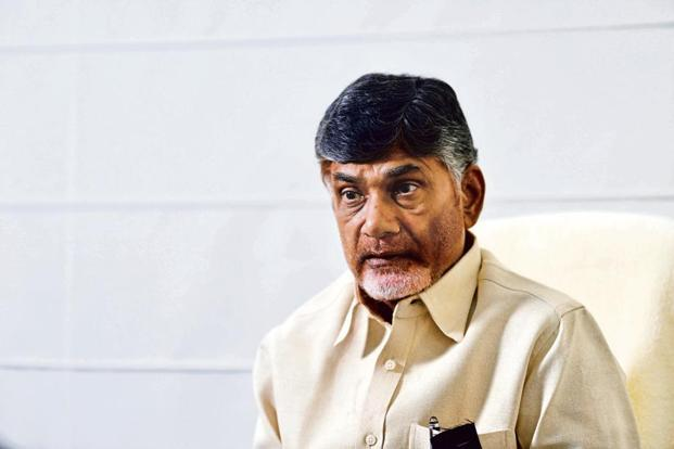 Ram Madhav slams Chandrababu Naidu on twitter